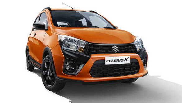 2017 Maruti Suzuki Celerio X priced at Rs 4.57 lakh in India