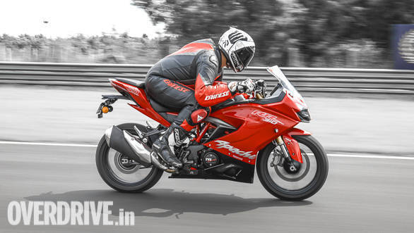 TVS Apache RR 310: five things you'll love and two you won't