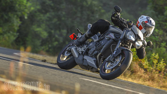 Triumph Street Triple RS to be recalled in India