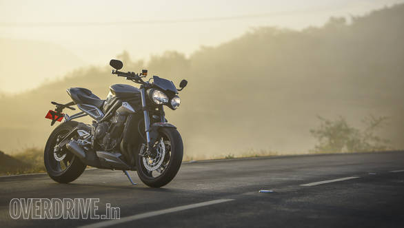 2017 Triumph Street Triple Rs Road Test Review Overdrive