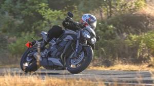 2017 Triumph Street Triple RS road test review