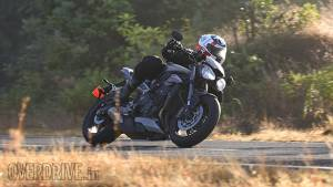 2017 Triumph Street Triple RS road test review