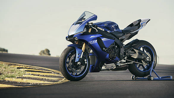 2018 Yamaha YZF-R1 launched in India, image gallery