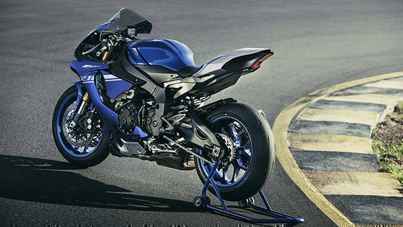 2018 Yamaha YZF-R1 launched in India, image gallery - Overdrive