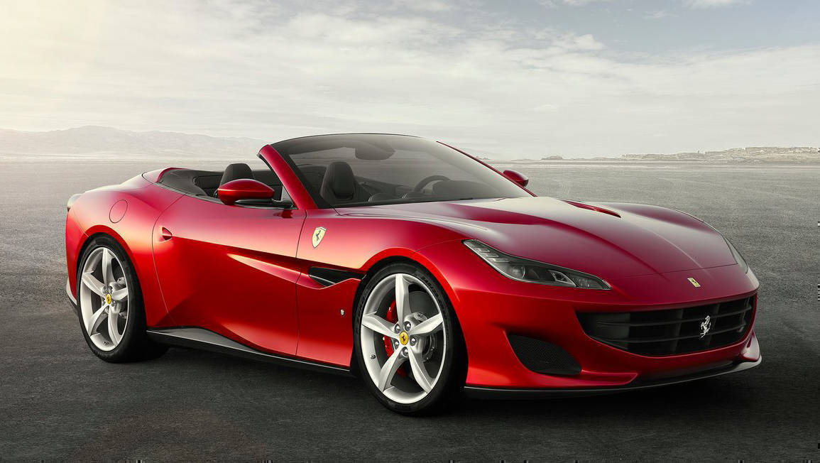 Breaking: Ferrari Portofino to be launched in India in September 2018