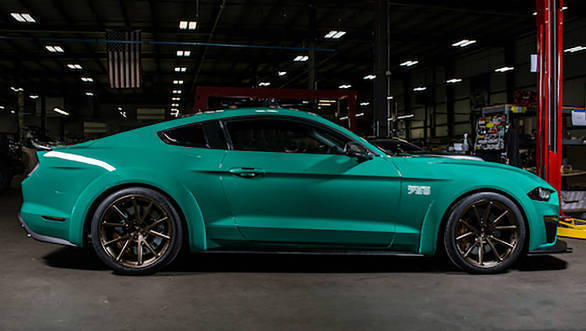 Los Angeles motor show: That's the 700PS 2018 Ford Mustang Roush 729