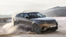 Range Rover Velar SUV launched in India, image gallery
