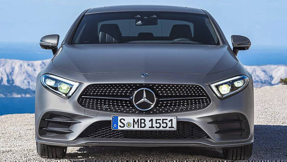 Next-generation Mercedes-Benz CLS 300d to launch in India during the festive season