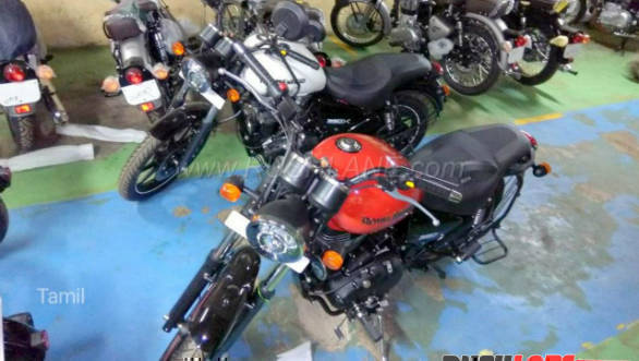 royal enfield thunderbird images and price