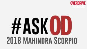 2018 Mahindra Scorpio - #AskOD