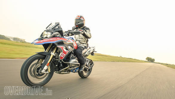 Exclusive: 2017 BMW R 1200 GS Rallye first ride review