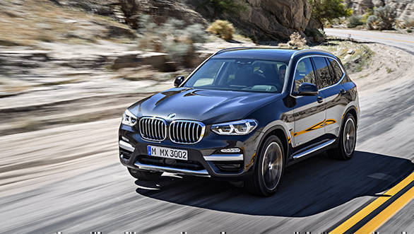 2018 BMW X3 launched in India starting at Rs 49.99 lakh