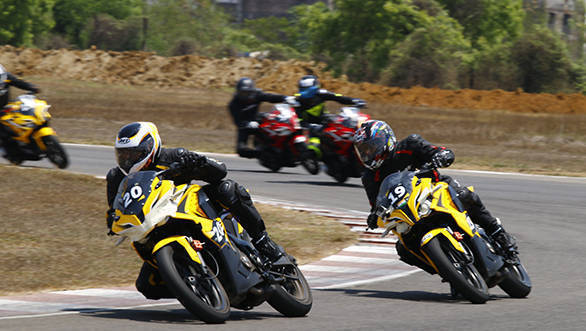Bajaj Pulsar Festival of Speed Season 3 commences from December 23, 2017