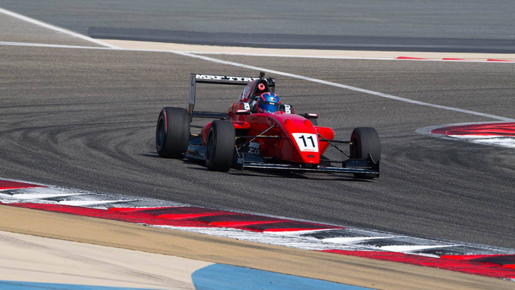 MRF Challenge 2017 heads to Dubai Autodrome for Round 2