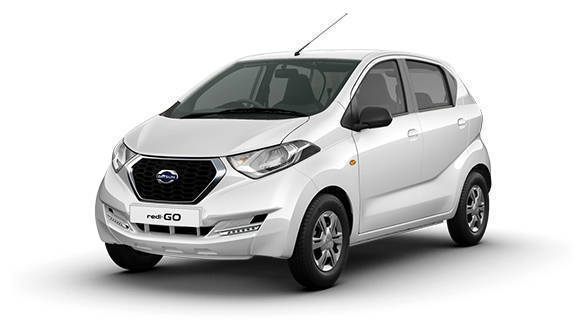 Datsun Redi-GO 1.0L AMT bookings begin in India