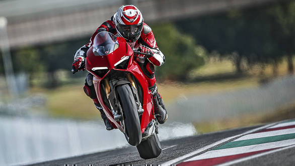 All-new Ducati Panigale V4 launched in India at Rs 20.53 lakh