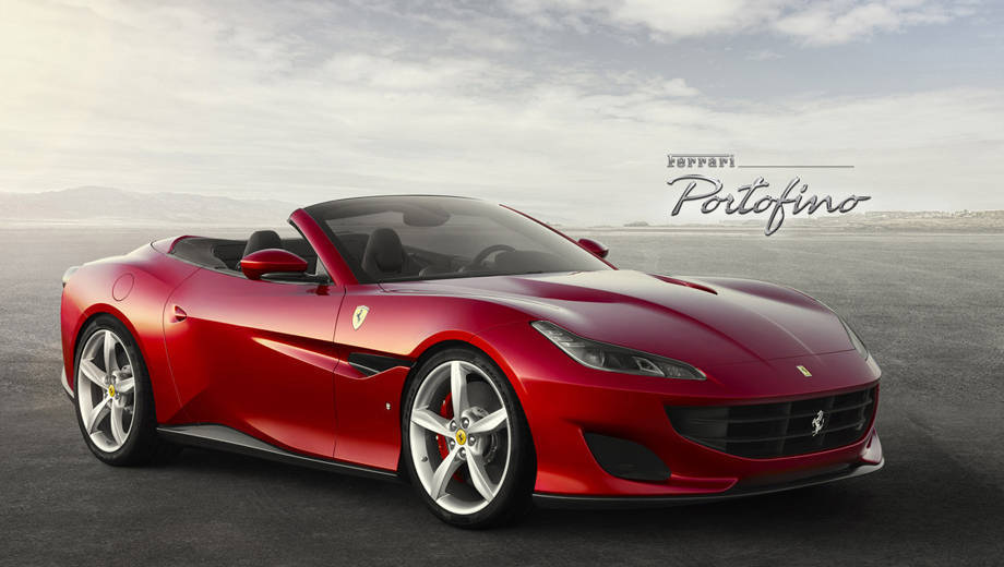 First look: India-bound Ferrari Portofino