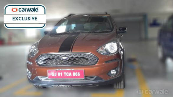 Ford Freestyle, Figo-based crossover to be unveiled in India on Jan 31