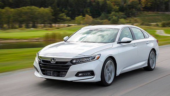 Sedans Coming To India In 2018 Honda Accord Maruti