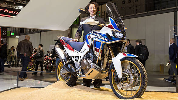 New mid-sized Honda Africa Twin in the works