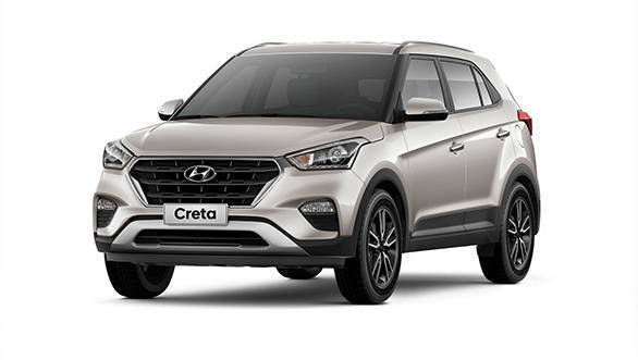 2018 Hyundai Creta Facelift Bookings Open At Rs 25 000 Overdrive
