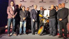KTM 390 Duke wins the prestigious Indian Motorcycle of the Year (IMOTY) 2018 award
