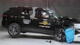 Euro NCAP test: Jaguar F-Pace SUV gets five star rating