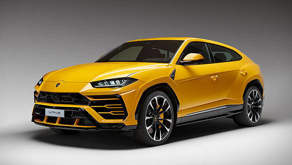 Live updates: Lamborghini Urus SUV launch in India
