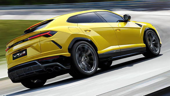 Rs 3 Crore Lamborghini Urus Suv To Be Launched In India On January