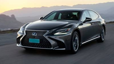 2018 Lexus LS 500h first drive review - Overdrive