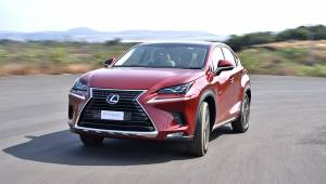 2018 Lexus NX300h | First Drive Review