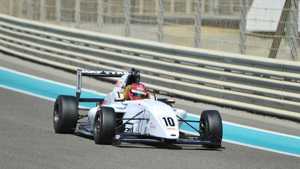 MRF Challenge 2017 heads to Abu Dhabi for night races at Yas Marina