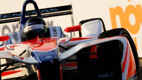 Formula E: Victory and a podium for Mahindra Racing at season-opening Hong Kong ePrix