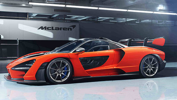 Video Worth Watching: The McLaren Senna - Challenge the impossible