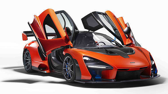 McLaren Senna is an 800PS savage named after F1 legend Ayrton Senna