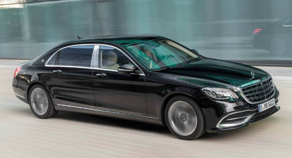 2018 Auto Expo: Mercedes-Benz to launch Mercedes-Maybach S650