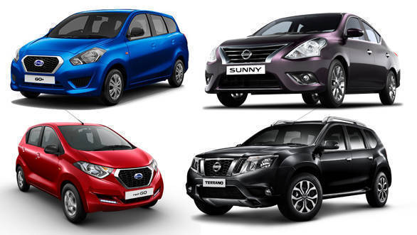 Nissan and Datsun to offer benefits of up to Rs 70,000 in India
