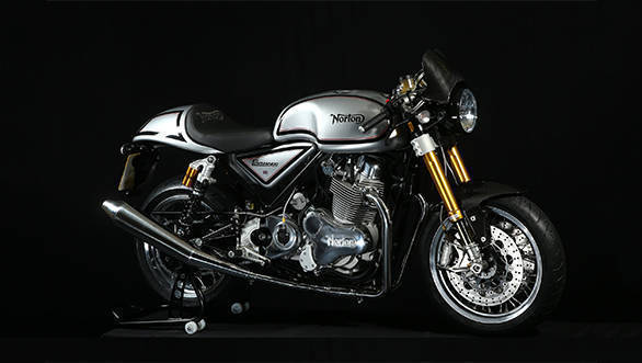TVS has bought Brit icon Norton Motorcycle Company