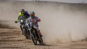 Dakar 2018: Fighting Spirit
