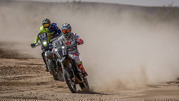 Dakar 2018: Fighting Spirit