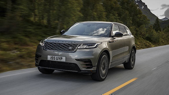 Range Rover Velar launched in India at Rs 78.83 lakh