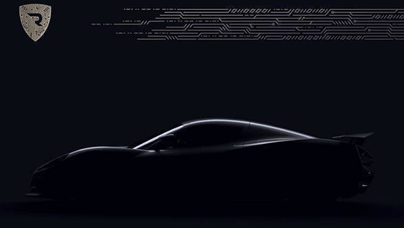 Rimac Automobili teases second-gen electric hypercar for 2018 to beat Tesla Roadster 2