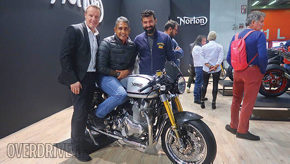 Royal Enfield, Norton and the return of the British motorcycle