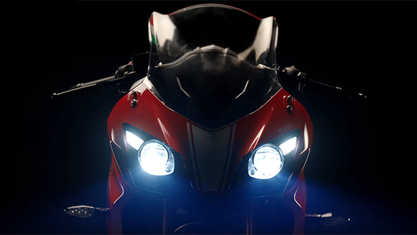 TVS Apache RR 310 teaser video out before December 6 launch in India
