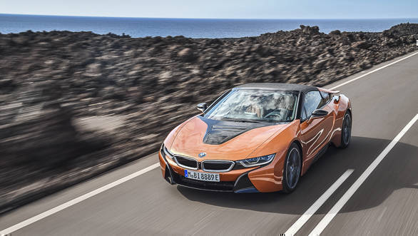 India Bound 2018 Bmw I8 Roadster Five Things That We Like And Five