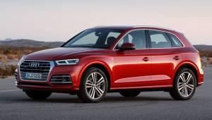 Upcoming: 2018 Audi Q5