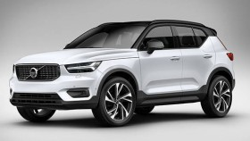 Volvo XC40 T4 petrol SUV to launch in India at Rs 39.9 lakh, will be BSVI compliant