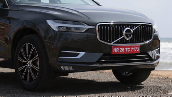2018 Volvo XC60 - limited launch edition for India will be packed to the gills