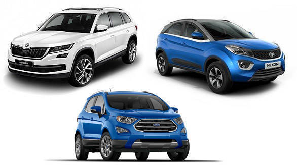 Best of 2017: Top ten SUVs launched in India