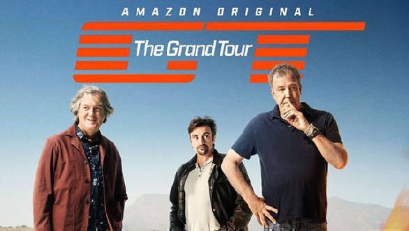 Amazon Prime Original The Grand Tour Season 2 - Grander on action, humour and cars